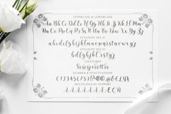 Morrissley | Modern Calligraphy Product Image 5