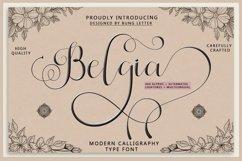 Belgia -Modern Calligraphy Product Image 1