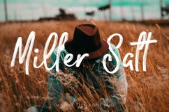 Miller Salt Font DUO Product Image 1