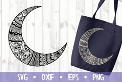 MOON SVG CUT FILE Product Image 1