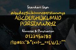 Awkward Handwriting Typeface Product Image 4