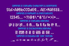 BigBuck - a Quirky Fun Cuttable Font Product Image 6