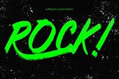 Grunges Grunge Brush Font Product Image 5