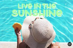 POOLSIDE a Bold Display Font Product Image 4