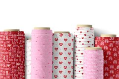 Valentines Day seamless patterns Product Image 2