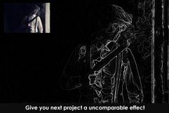 Transcendence Photoshop Action Product Image 2