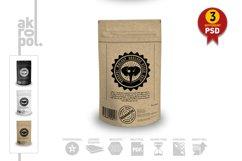 Foil Bag Mock-up Product Image 1