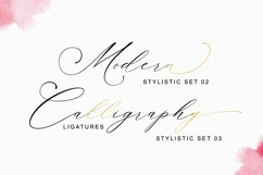 Planolla   Modern Calligraphy Product Image 4
