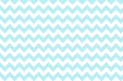 Pastel Chevron Digital Paper-Seamless Product Image 4