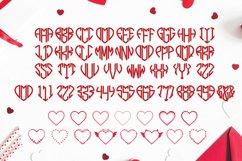 BIG Monogram Cut File & Font Bundle | The Ultimate Bundle! Product Image 6