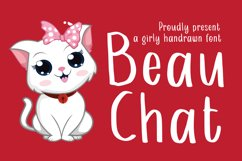 Beau Chat Product Image 1
