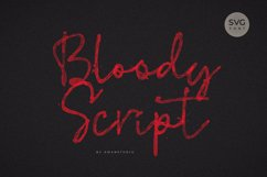 Bloody Script Product Image 1