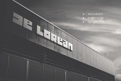 Lorean Awesome Font Product Image 4