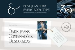 Bollent - Modern And Luxury Typeface Product Image 2