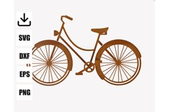 RETRO BIKE for wall art Product Image 2