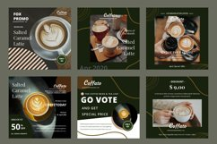 Coffee Shop Instagram Template Product Image 2