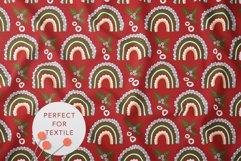 Christmas Rainbow Seamless Patterns Product Image 6