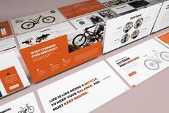 Bicycle Google Slides Template Product Image 4