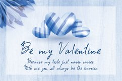 Classic valentine - A cute handwritten font Product Image 3