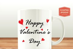 Valentine's Day svg, Heart Clip Art, Printing files Product Image 3