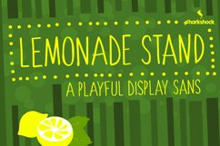 Lemonade Stand Product Image 1