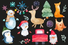 Holiday christmas clip art Product Image 2