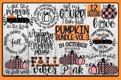 PUMPKIN Bundle - Vol 3- 12 Designs Included Product Image 1