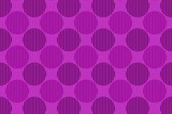 16 Seamless ThreeTone Circle Patterns Product Image 4