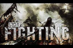 Fighting 2 Fonts Product Image 1