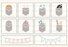 Back To School SVG Cut File Bundle Product Image 6