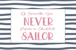 Sailor Benjamin Font Duo Product Image 4