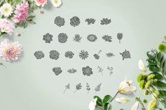 Web Font Flower Ding Product Image 2
