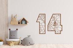 KEYZHA Mandala Font Product Image 7