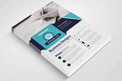 Business Accounting Firm Flyer Product Image 3