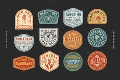 12 Coffee Logo and Badge Templates Product Image 4