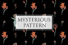 MYSTERIOUS PATTERNS Product Image 4
