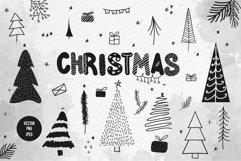 Scandinavian Christmas trees Product Image 1