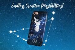 Capricorn Zodiac, Constellation, Horoscope, Celestial Pack Product Image 4