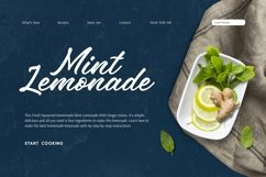 Beard canye - Modern And Clean Script Typeface Product Image 3