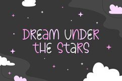 Constellation Font Product Image 3