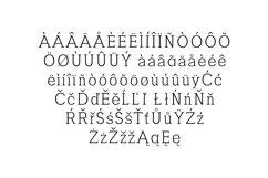 Ahijah A Clean Minimal Serif Typeface Product Image 4