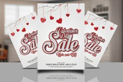 Valentines Sale Flyer Product Image 1