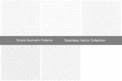 Seamless geometric patterns. Product Image 2