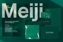 Meiji - Multi Effect Mockup Template Product Image 16