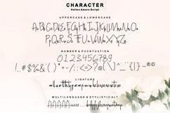 Hollen Amare Font Duo - free logo template Product Image 6