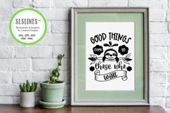 Sloth SVG Bundle - Relaxed & Fun Sloths PNGs Product Image 10