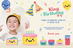 Born to Shine - Cute Baby Font Product Image 4