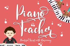 Piano Teacher Script With Harmony Feel Product Image 1