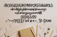 Kingtips - Handwritten Script Font Product Image 7