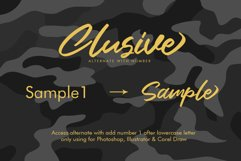 Clusive Signature Product Image 4